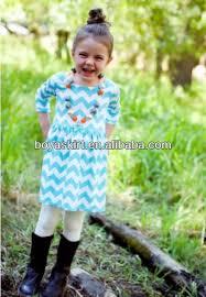 sale chevron cute baby cotton dress summer childrens clothes