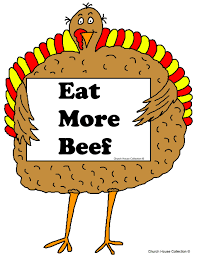 clipart thanksgiving turkey 29961