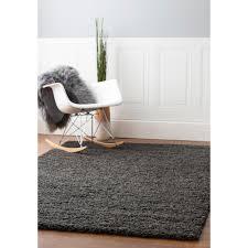 Shag Carpet Area Rugs Shag Rug Shag Rug Charcoal Gray High Quality Carpet