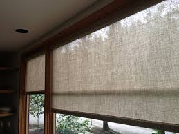 terrific roller blinds for wide windows pics design ideas