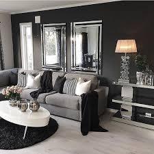 ᒪOᑌIᔕE   Pinteres - White and grey living room design