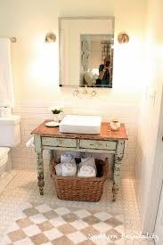 southern living bathroom ideas best 25 diy bathroom wash stands ideas on diy