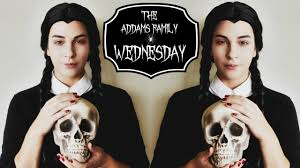 wednesday addams halloween costume wednesday addams tutorial halloween youtube