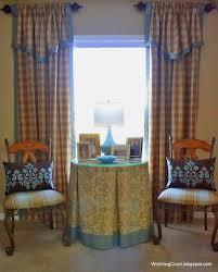 Blue Buffalo Check Curtains Bedroom Renovation Featuring Buffalo Check Curtains
