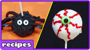 Cake Recipes For Halloween Halloween Cake Pops Cake Recipe Easy Halloween Recipes Diy