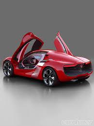 renault concept renault dezir concept car eurotuner magazine