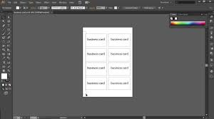 how to crop marks in the adobe illustrator cs6 youtube