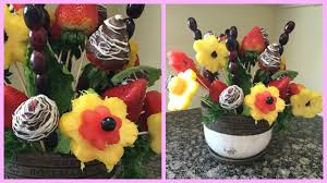 how to make fruit arrangements how to make edible fruit bouquet arrangements