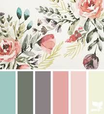 illustrated hues seeds spring and design seeds