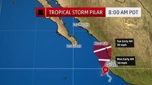 Map Of Puerto Vallarta Mexico by Tropical Storm Warning For Puerto Vallarta Expired