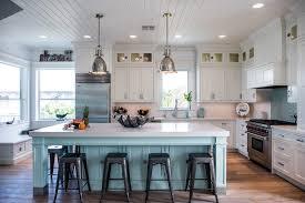 beach style birdhouses kitchen beach style with white crown