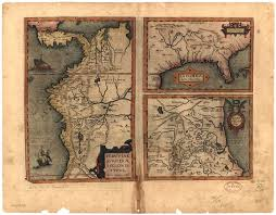 historic maps of florida competition for empire exploring the early americas
