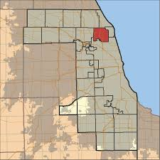 Zip Code Map Illinois by Niles Township Cook County Illinois Wikipedia