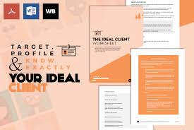 how to uncover your ideal client workbook worth 499 just 39