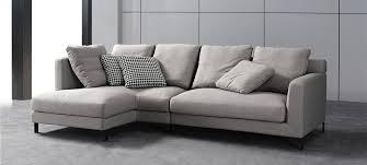 canapé d angle tissu design canapé d angle tissu gris au meilleur prix