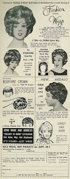 gold medal hair 1964 beauty ad gold medal hair products high fashion wig flickr