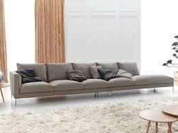 canapé tissus design canap moderne gris canap moderne duangle gauche avec mridienne en