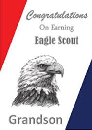 cards for eagle scout congratulations eagle scout congratulations card pack of 6 3