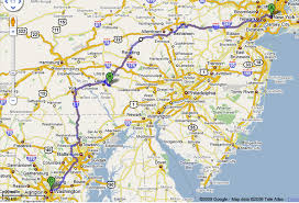 map of lancaster pa doing it right avoiding i 95 between nyc and dc the pennsylvania