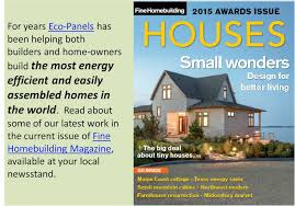 fine homebuilding houses polyurethane structural insulated panels energy efficient eco