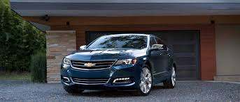 Picture Of Chevy Impala Learn All About The 2017 Chevy Impala Inside And Out