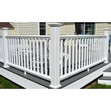 Premade Banister Deck Railings Builddirect