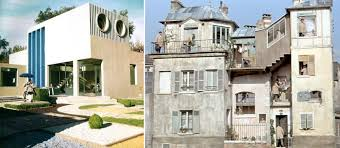 Movievilla by The Critical Mass Of French Mass Housing And Mass Culture