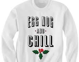 chill sweatshirt etsy