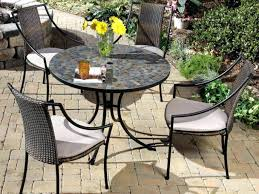 Outdoor Patio Furniture Lowes by Sale Patio Dining Sets U2013 Smashingplates Us