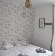 chambre toile de jouy valfrescos la chambre blanche