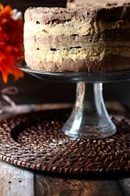 10 layer chocolate caramel mousse cake mind over batter