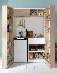 meuble gain de place cuisine astuce cuisine avec gain de place dans la cuisine