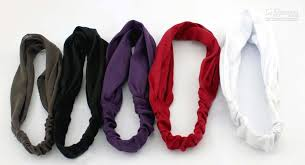 cloth headbands fashion cloth headbands hairband cap headwear mix colors wholesale