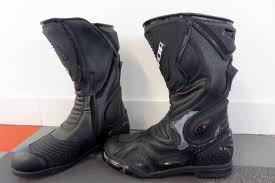 budget motorcycle boots spada st1 visordown
