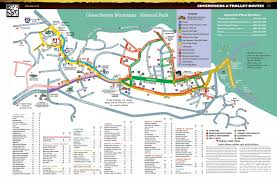 Map Of Middle Tennessee by Gatlinburg Map Of Gatlinburg Gatlinburg Trolley Map