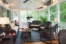 marvelous design for screened porch furniture ideas in porch