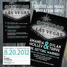 vegas wedding invitations vegas wedding invitations kawaiitheo