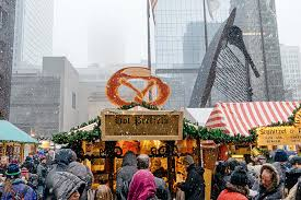 traditional german american holiday market christkindlmarket chicago