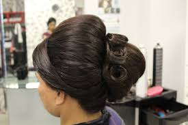 how to indian bridal hairstyles for short hair youtube