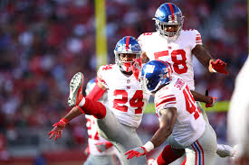 New York Giants Flag Giants Cb Eli Apple Excused From Practice For Personal Reasons