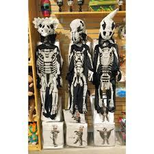 dinosaur skeleton halloween costumes at the excavations museum