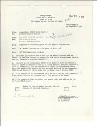 officer service record john f kennedy presidential library u0026 museum