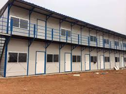 cheap prefab houses for labour accommodation construction site