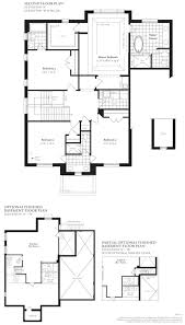 Floor Plan With Elevation by The Carmichael Copperwood