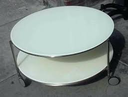 White Circle Table by Ikea Round Glass Dining Table U2013 Augure Me