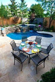 Small Garden Pool Ideas Small Inground Pool Ideas Small Backyard Pool 5 Small Backyard