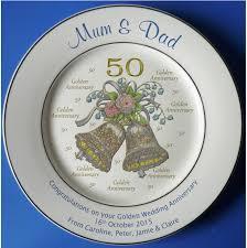 anniversary plates anniversary plates wedding bells 50 design ceramiccards