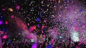 party confetti concert confetti party free photo on pixabay