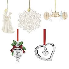 lenox annual 2017 ornament collection bed bath beyond