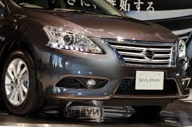nissan sylphy 2014 at the sylphy premiere